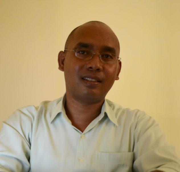 Yoseph Andreas Gual, MA