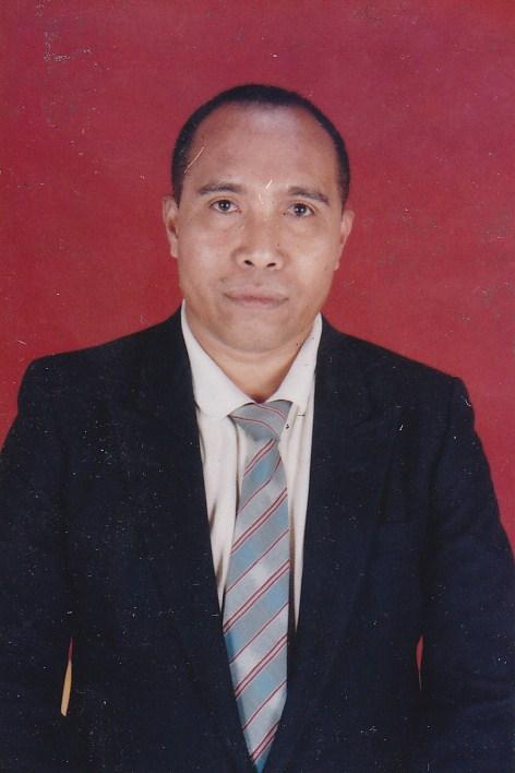 Hendrikus Saku Bouk, SVD, S. Fil, MA